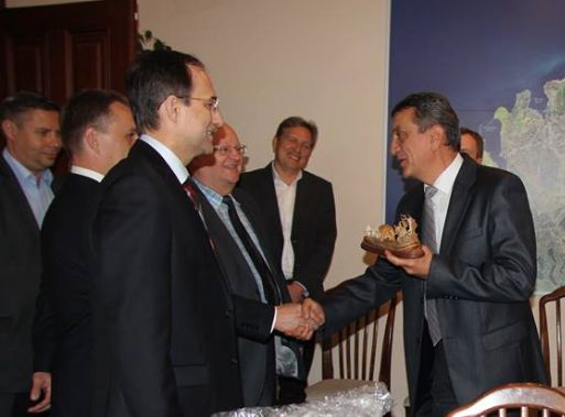 Крым встреча